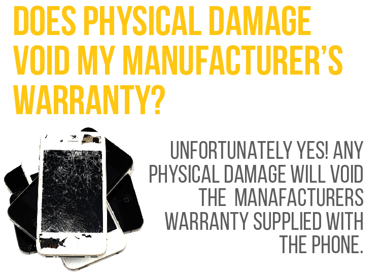 Manufactuers warranty